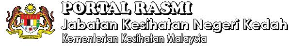 Portal Rasmi Jabatan Kesihatan Negeri Kedah